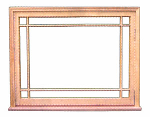 Specialty Wood Windows